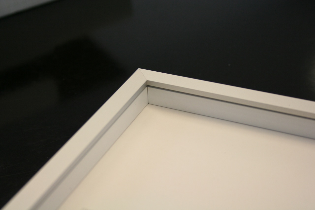Using HALBE Frames with spacers | THE UNITARIAN